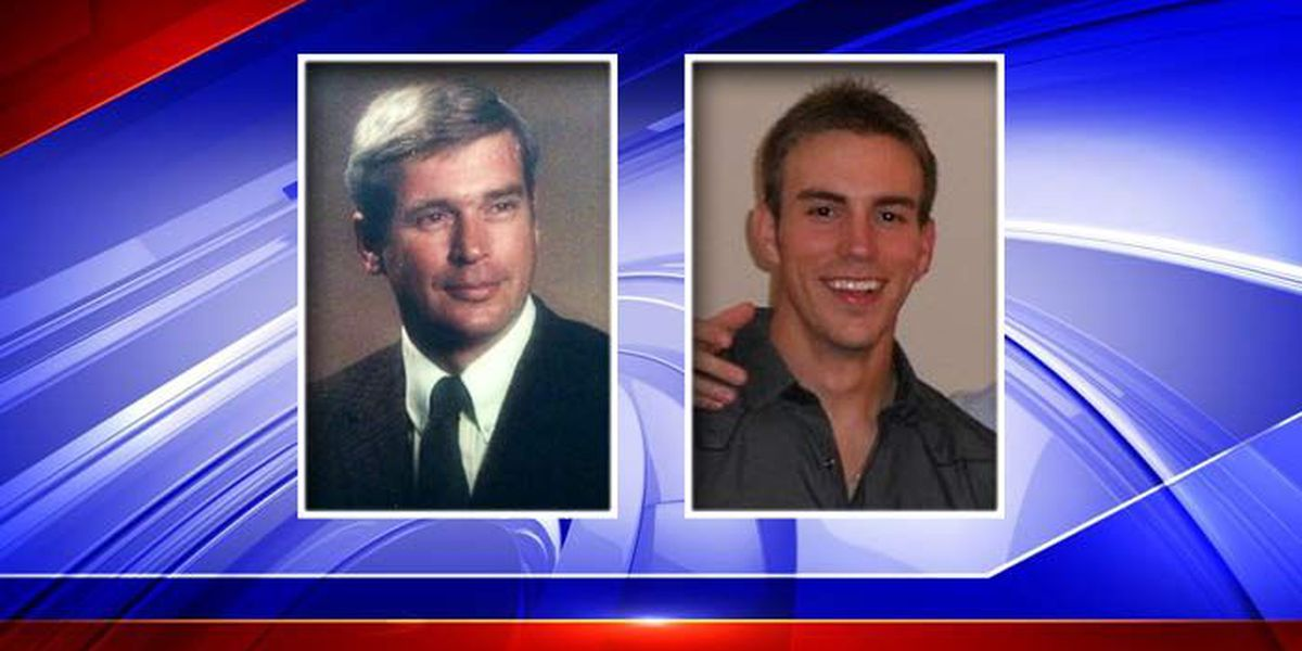 Memorial service set for father, son killed in midair collision with F-16