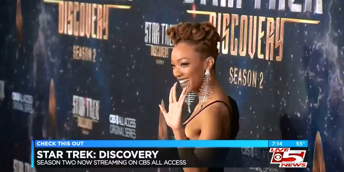 Actress of Star Trek: Discovery says season two won't disappoint