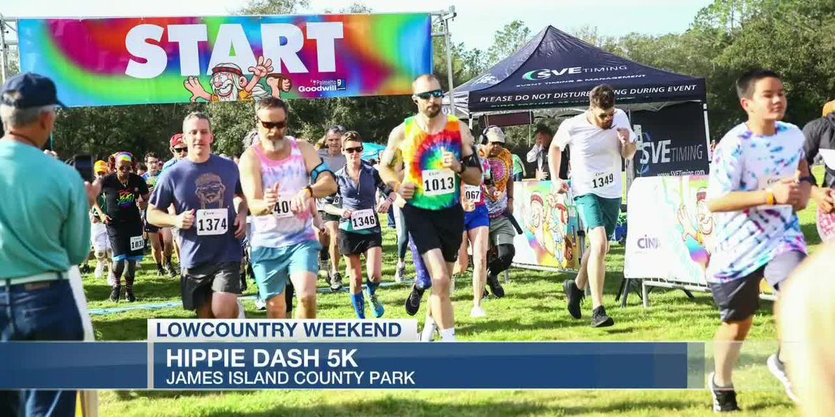 VIDEO: Palmetto Goodwill to host Hippie Dash 5K on March 7