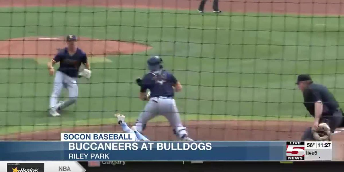 VIDEO: The Citadel escapes with 5-4 win over ETSU