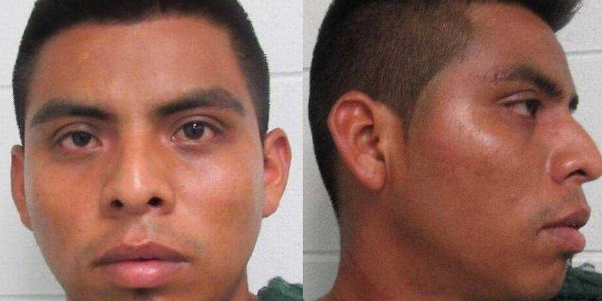 Jasper County man convicted for strangulation of girlfriend