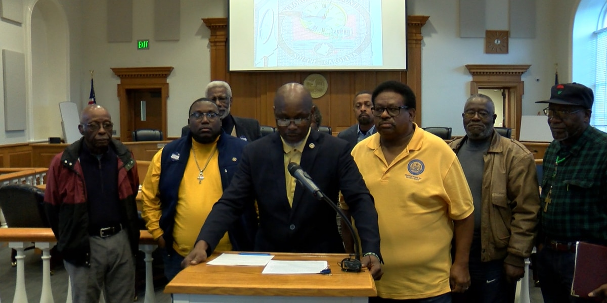 Georgetown NAACP responds to comments made by former county councilman