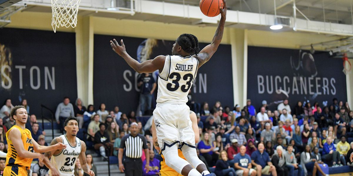 Bucs storm past Columbia International Tuesday night, 99-71