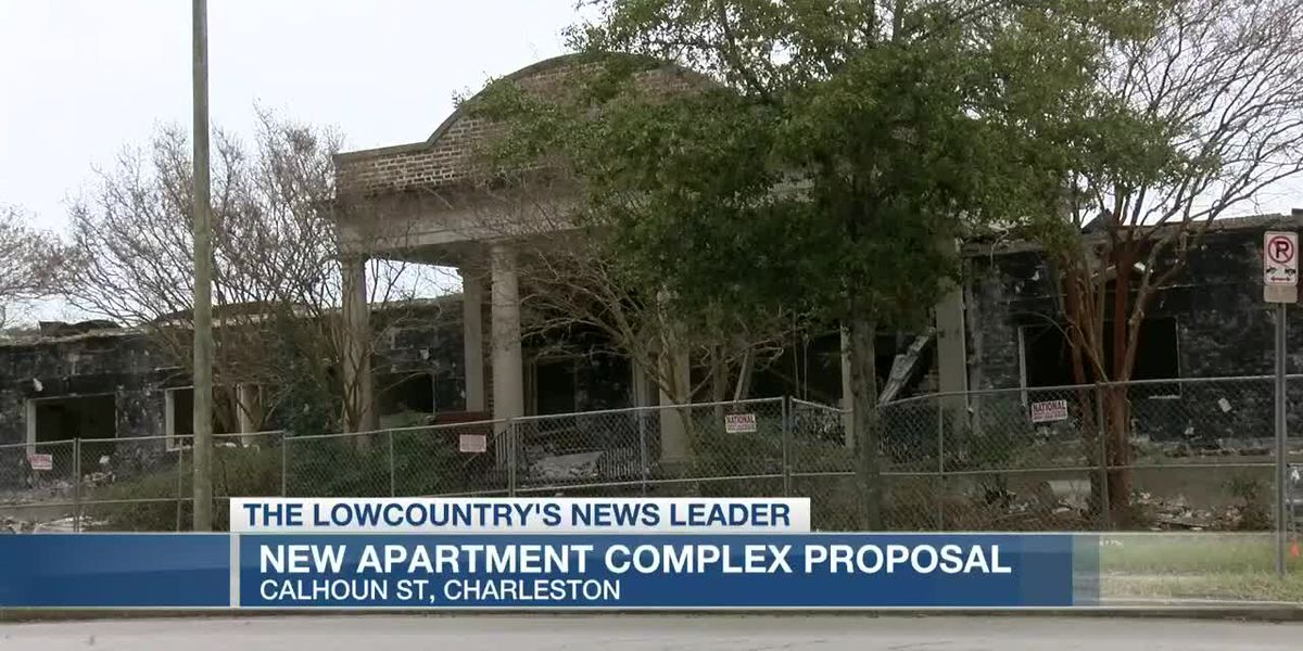 VIDEO: Charleston to consider new apartments near medical district
