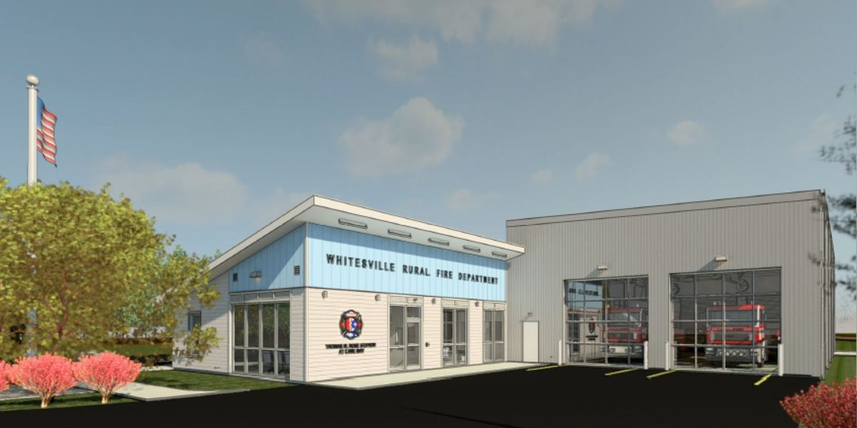 Fire department to break ground on new Berkeley Co. fire station