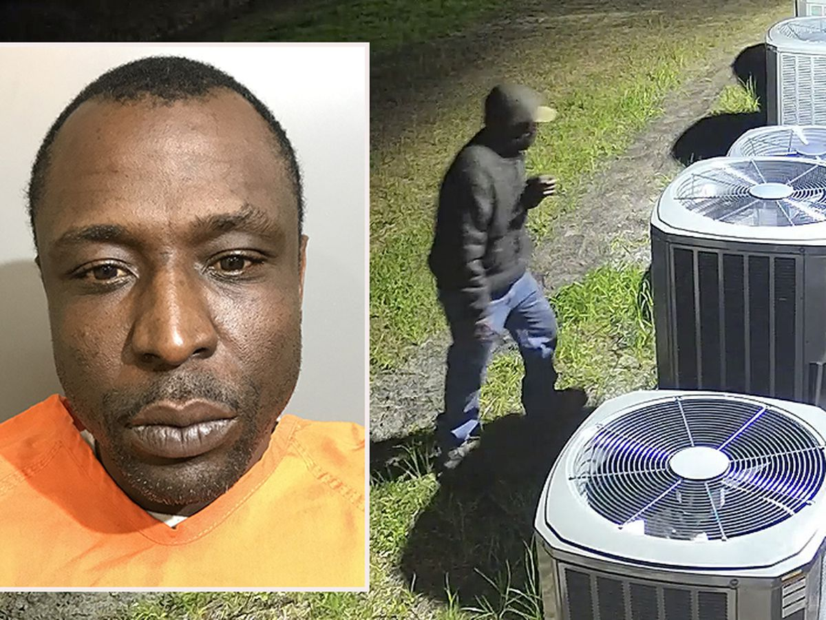 Report: Man causes $2,500 worth of damage attempting to steal AC units