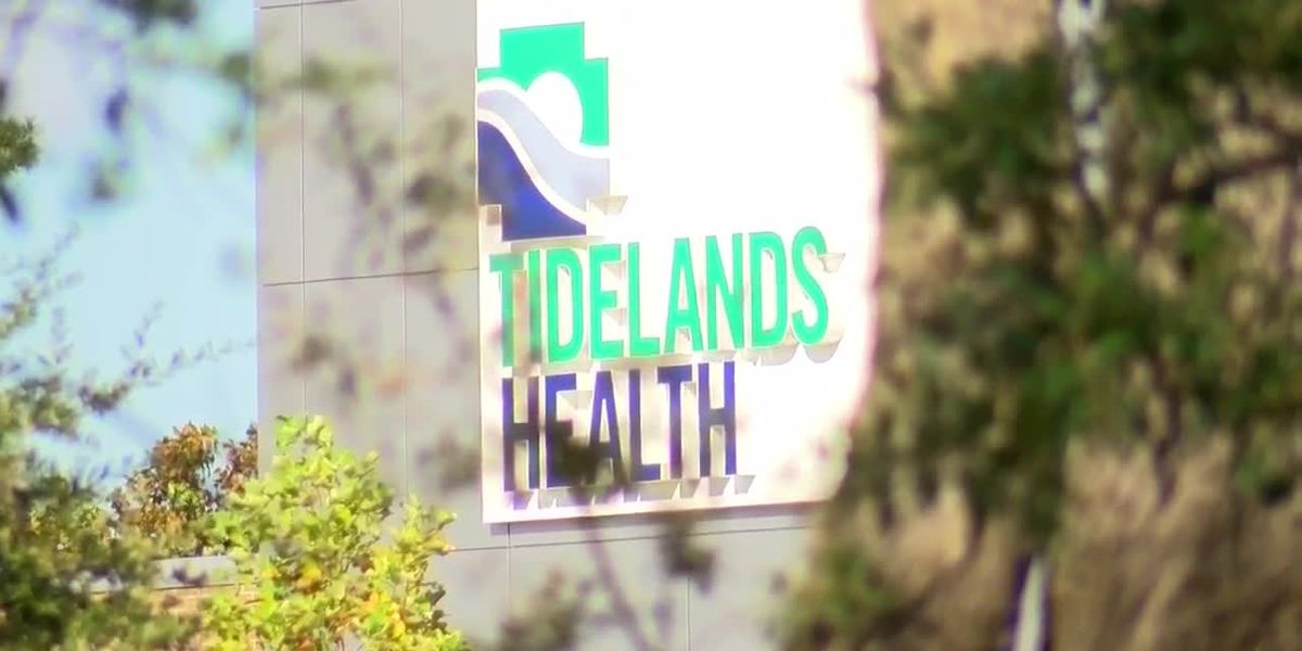 Tidelands Health to mark anniversary of first COVID-19 case with luminary observance