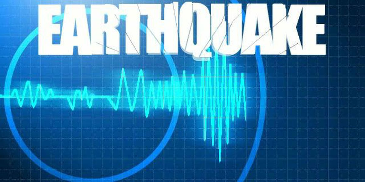 USGS records 2.2-magnitude earthquake in Summerville