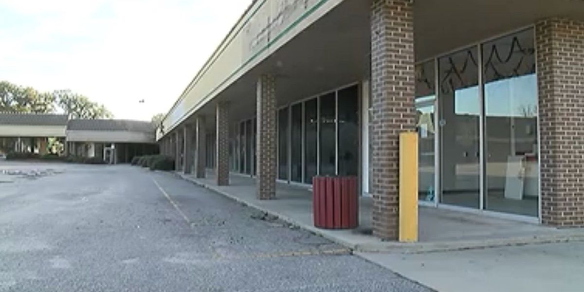 County sues over run-down West Ashley strip mall