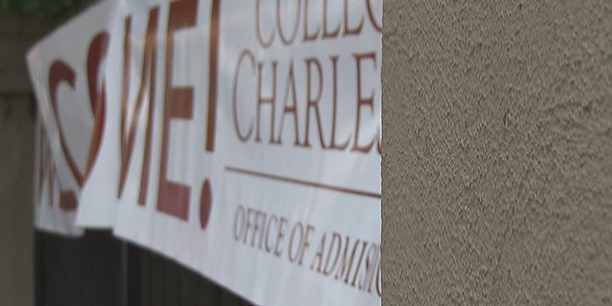 CofC looks to 'balance opportunity' by accepting top 10% from local high schools