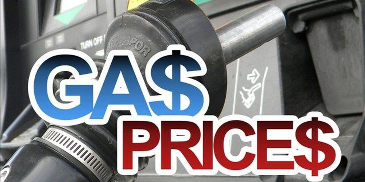 Lowcountry gas prices drop below $2.75