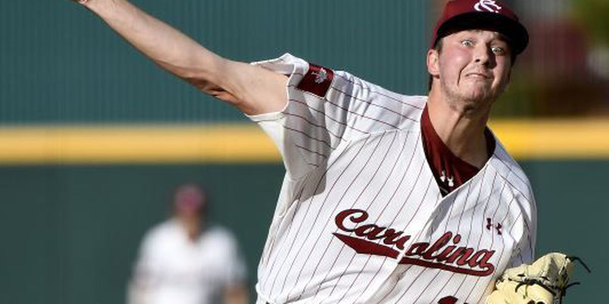 USC's Hill Named SEC Pitcher of the Week