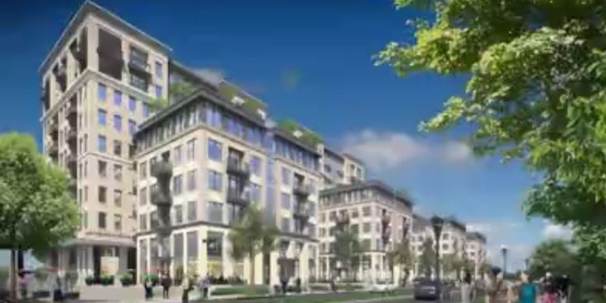 Mixed use multi-family development coming to peninsula south of Ravenel Bridge