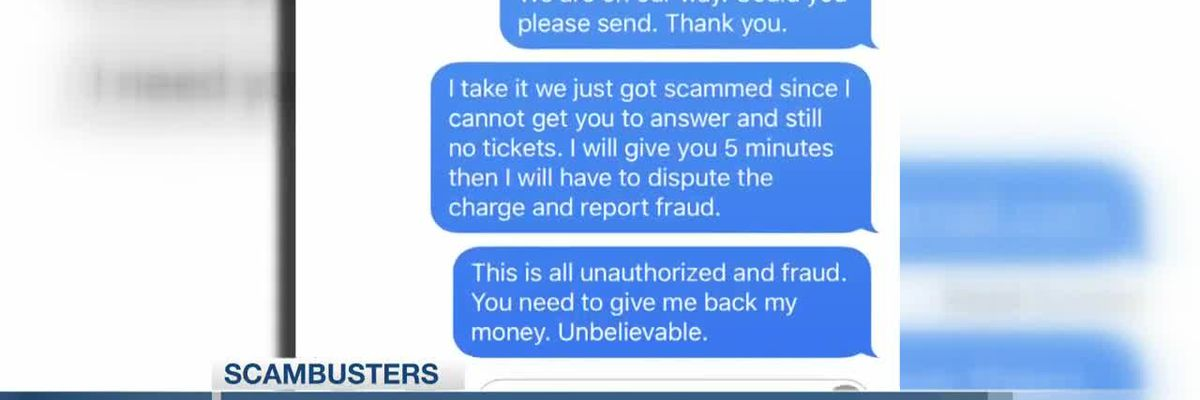 VIDEO: Live 5 Scambusters: Family scammed trying to buy Monster Jam tickets on Craigslist
