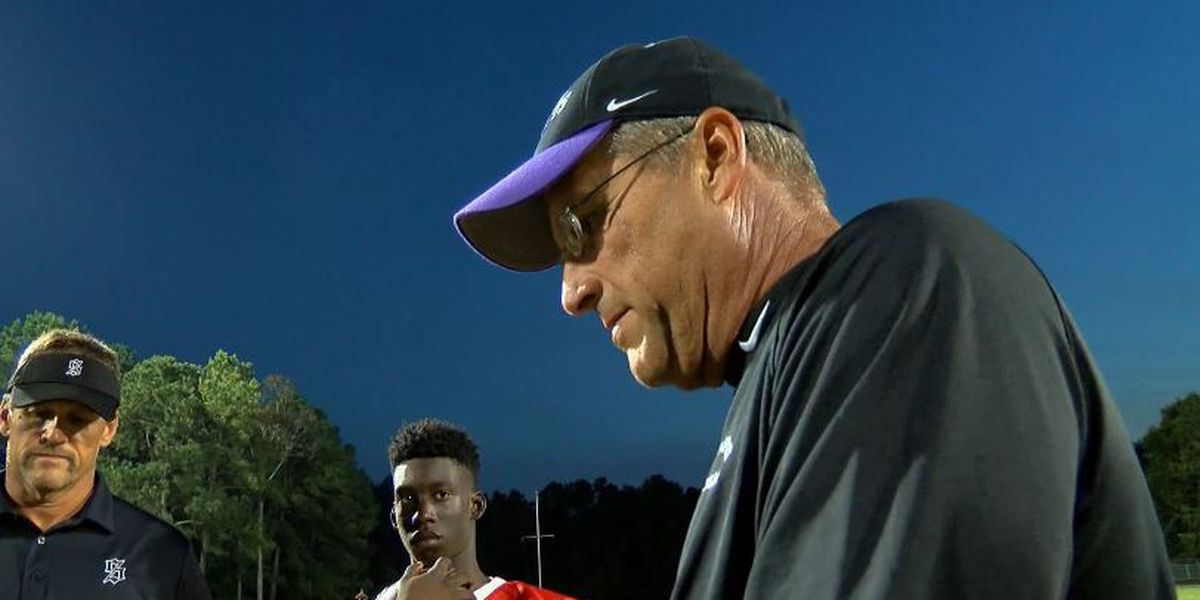Bobby Marion out as head football coach at West Ashley