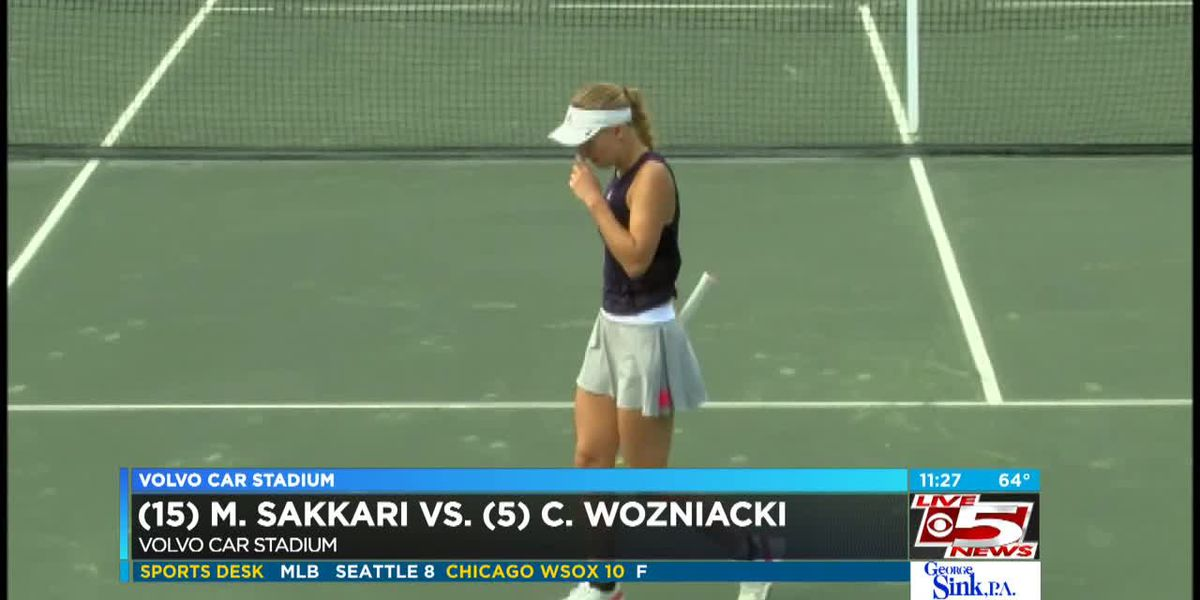 VIDEO: Madison Keys, Caroline Wozniacki advance to Volvo Car Open semis