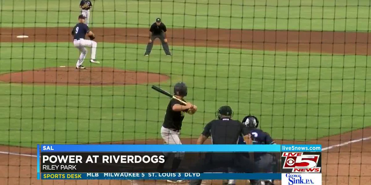 VIDEO: RiverDogs beat Power 1-0 on Wednesday