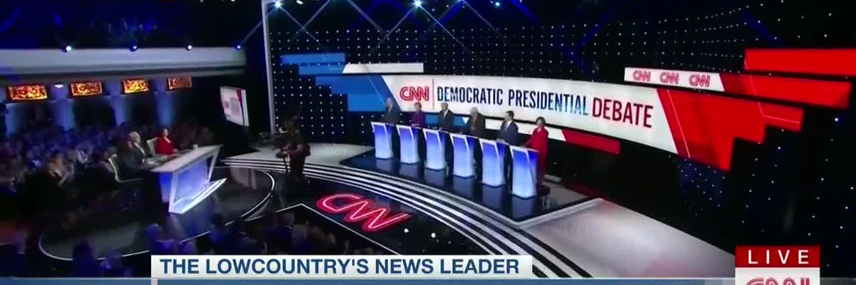 VIDEO: Guaranteed tickets to Democratic debate in Charleston could cost thousands of dollars