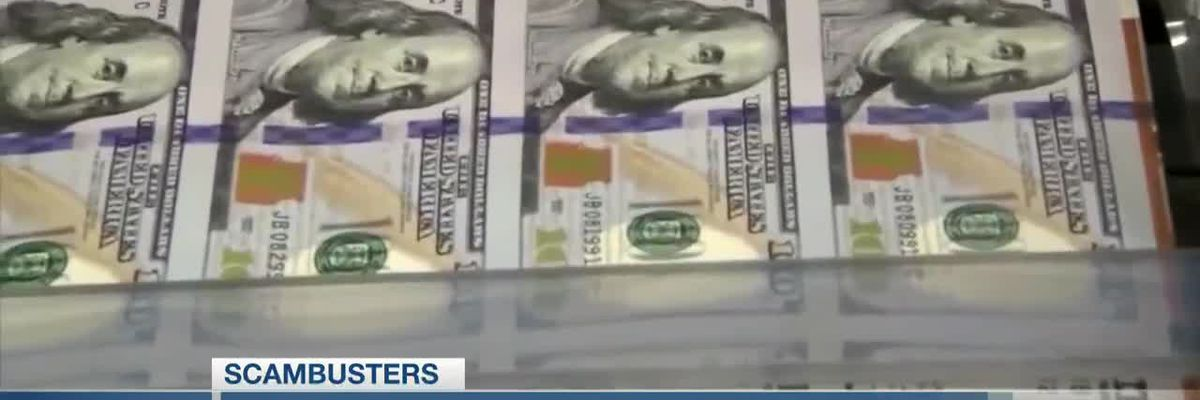 VIDEO: Live 5 Scambusters: Stimulus payment scams deemed 'common'