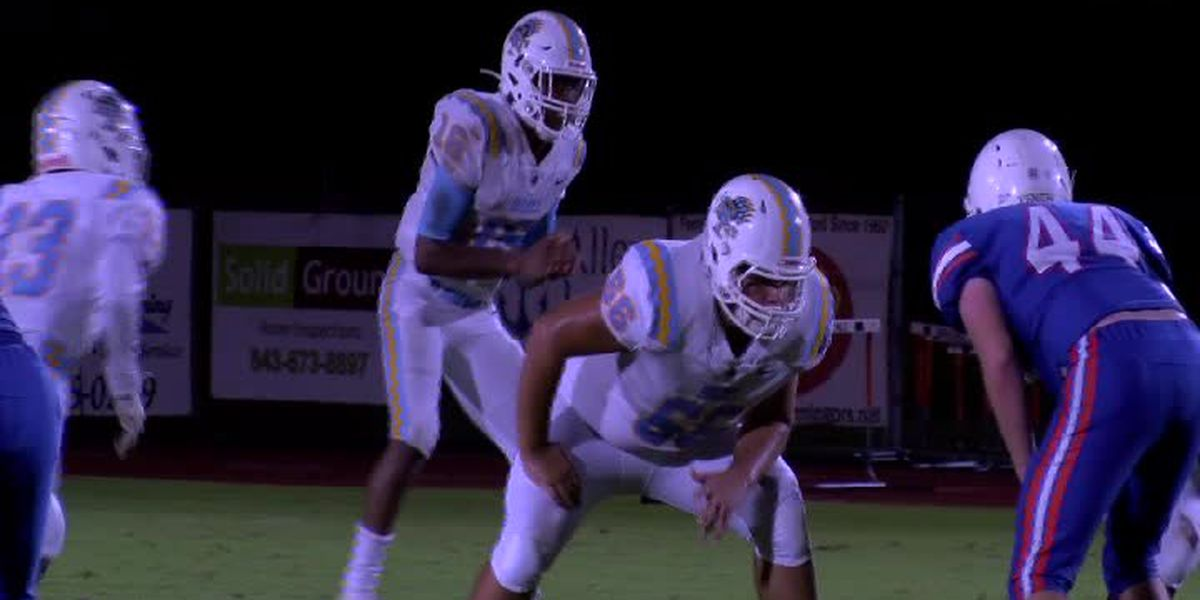 VIDEO: South Florence vs James Island