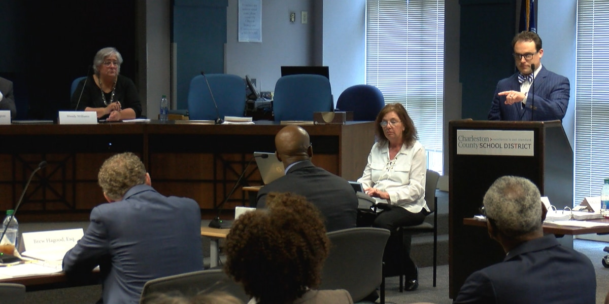 Durham fights in heated hearing to stay in charge of Charleston County's school buses