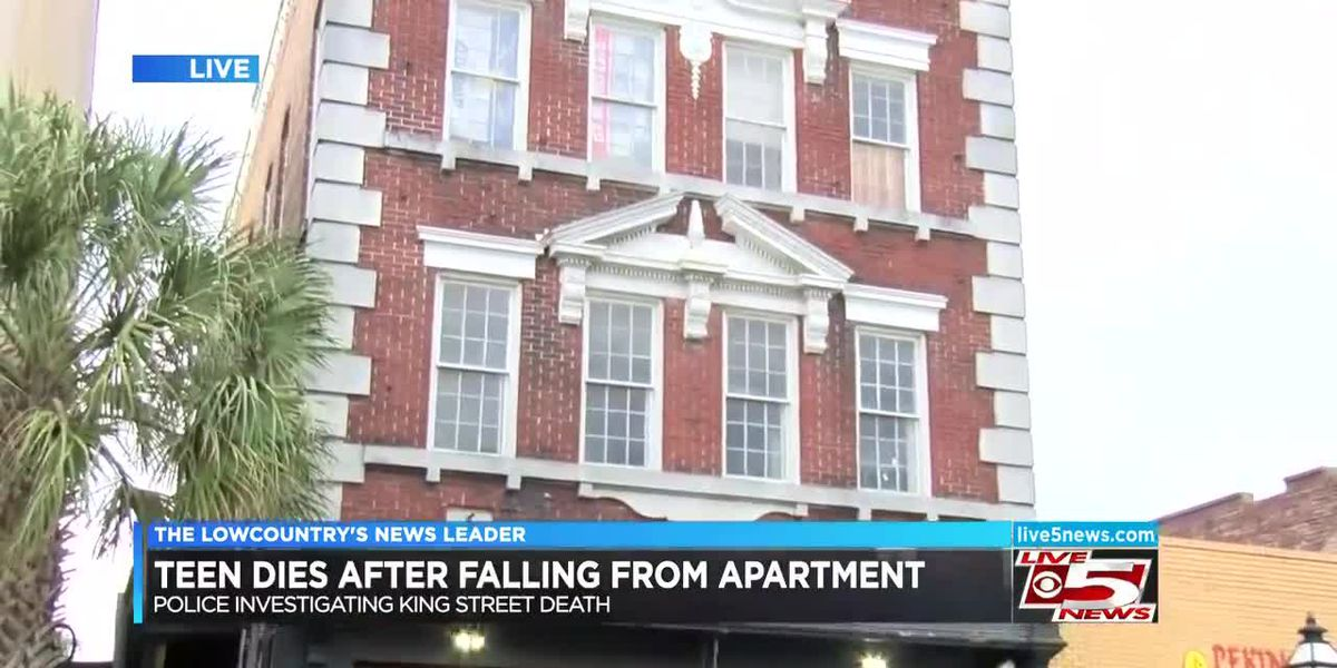 VIDEO: 19-year-old falls to his death from third-floor King. St. apartment