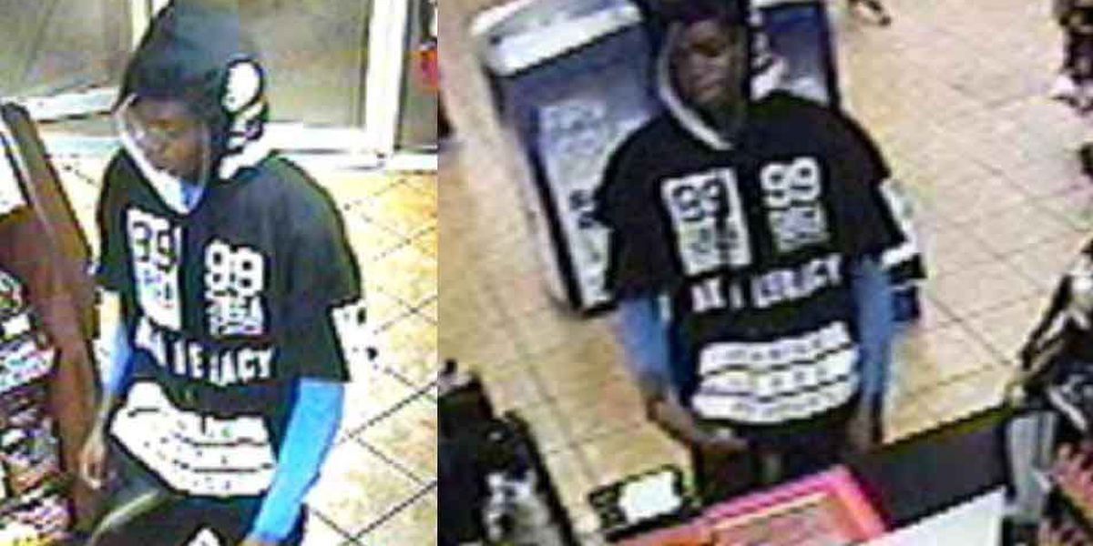Police seeking to identify suspect in W. Ashley Circle K armed robbery