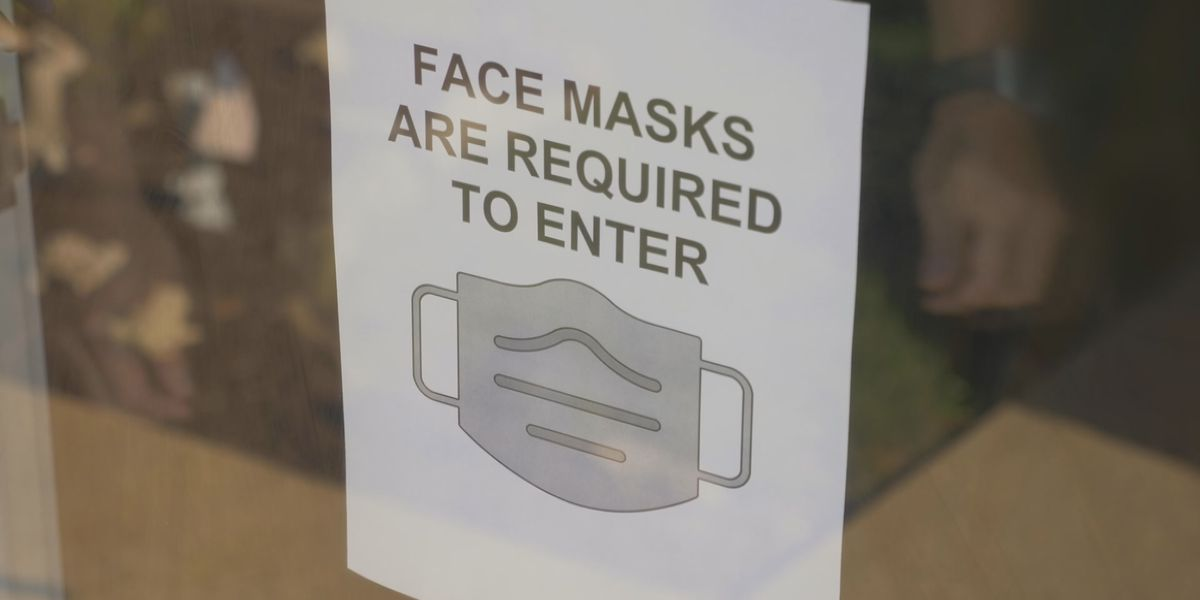 Face masks required in Orangeburg starting July 3, city council decides