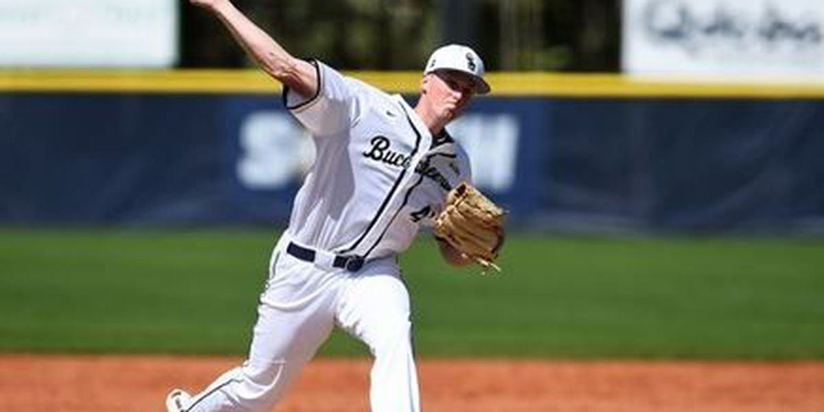 Nations named the Big South Conference's Starting Pitcher of the Week