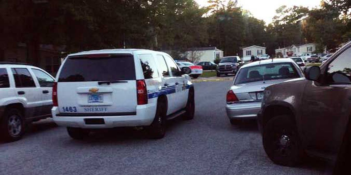 Deputies investigating after man shot at Summerville mobile home park