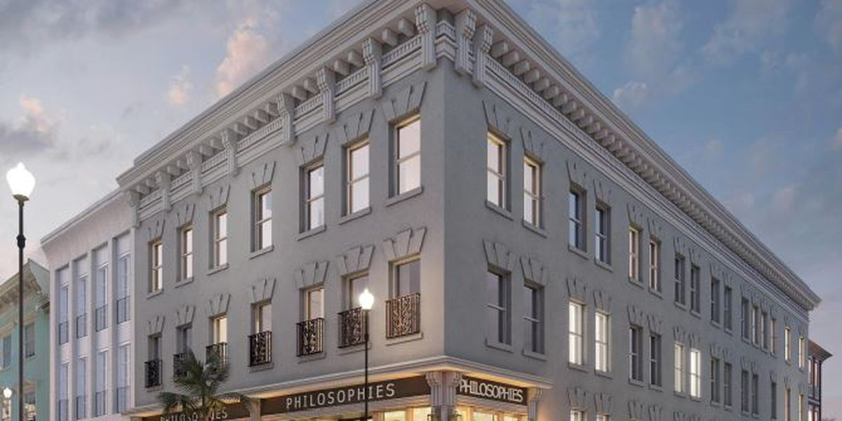 New hotel could be coming to downtown Charleston
