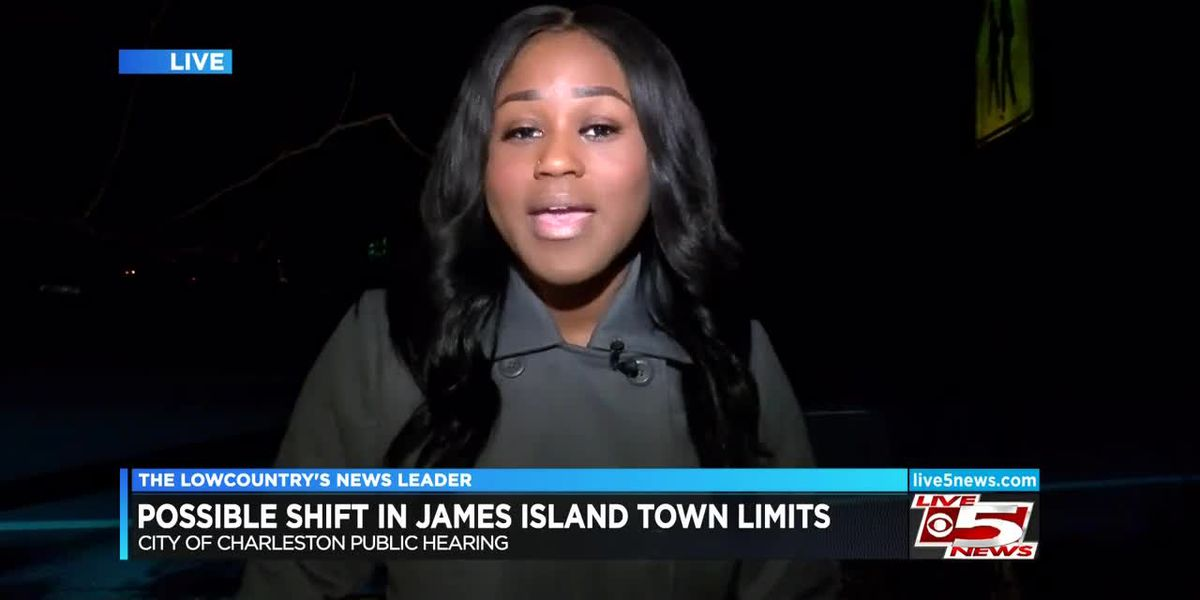 VIDEO: James Island, Charleston inch closer to moving line for new fire station