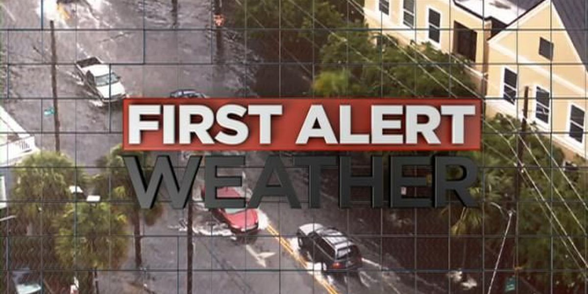 NWS: Slight risk of severe weather across Lowcountry on Monday