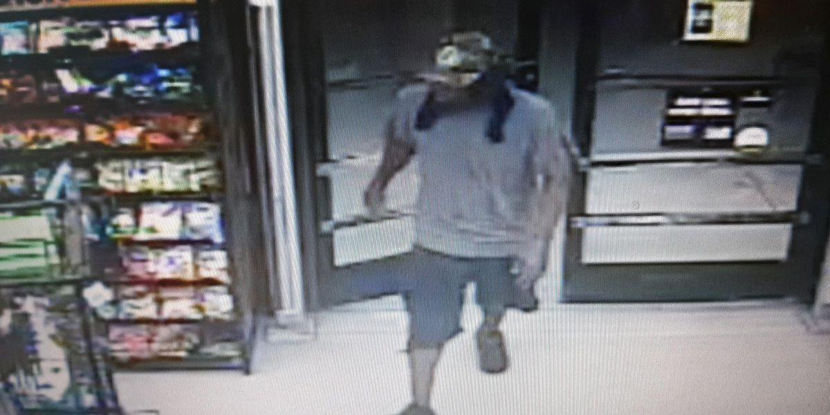 Police searching for suspect in Dollar General armed robbery in Cottageville