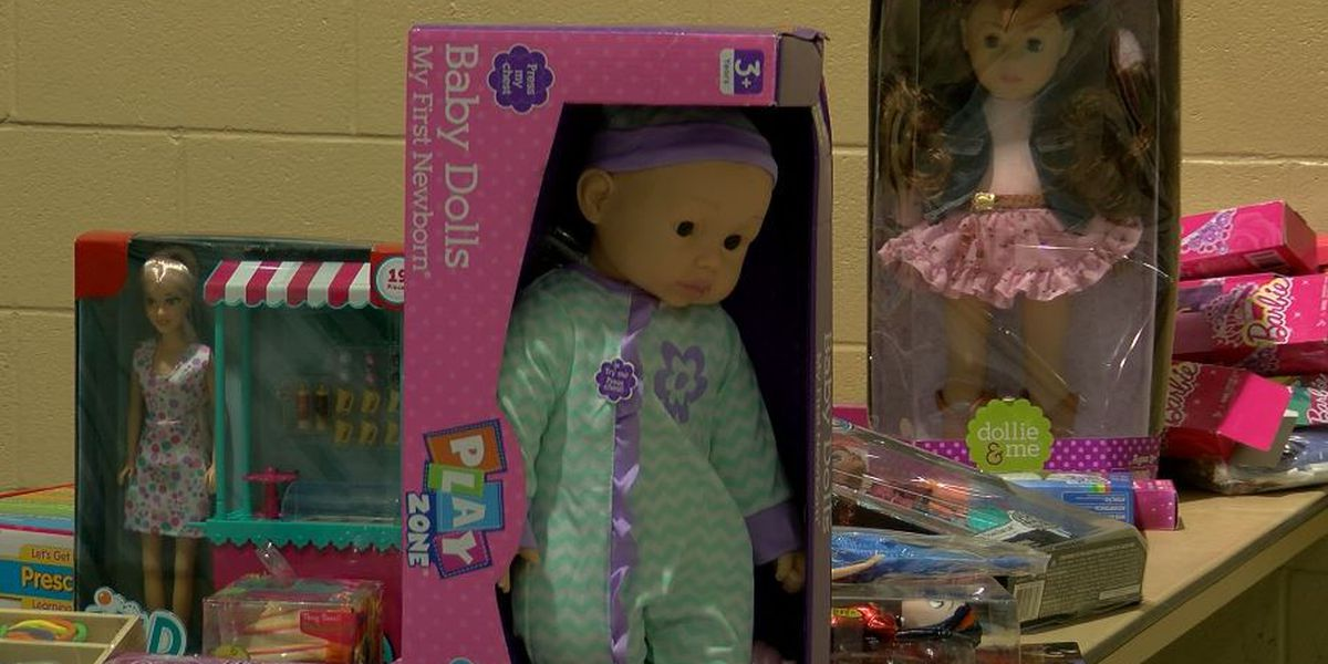 Salvation Army Angel Tree program running short on toys