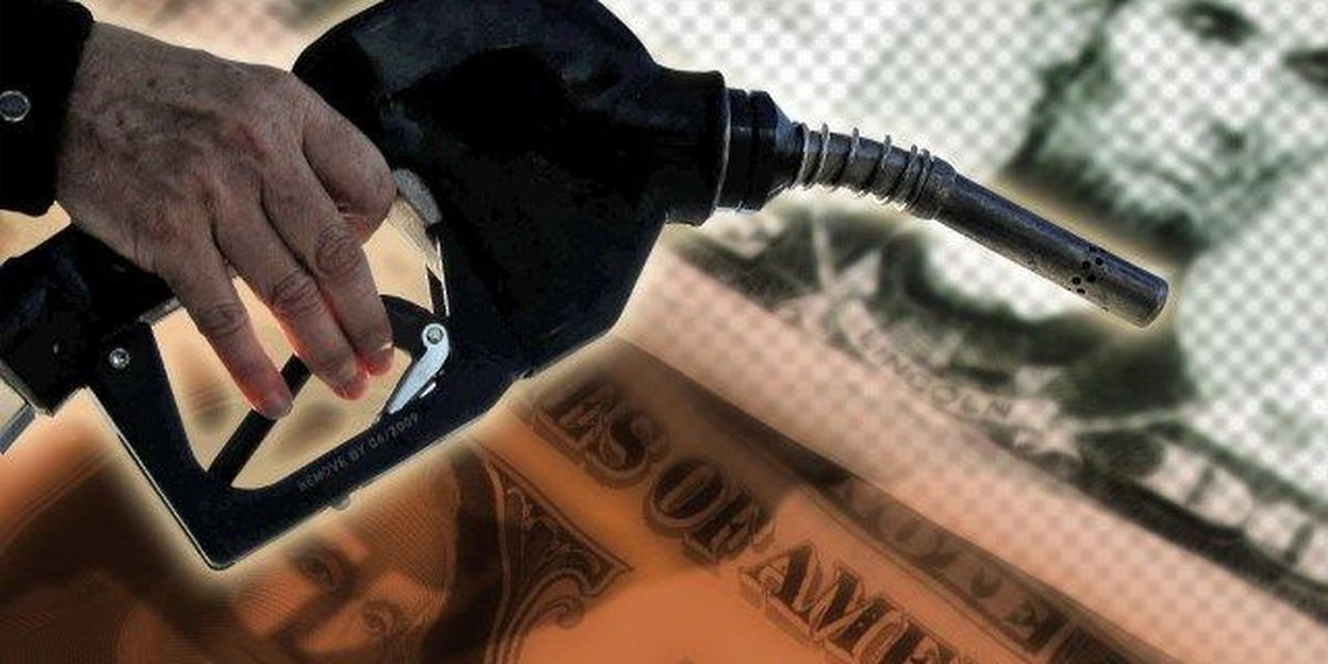 SC gas prices rise 5.2 cents over last week