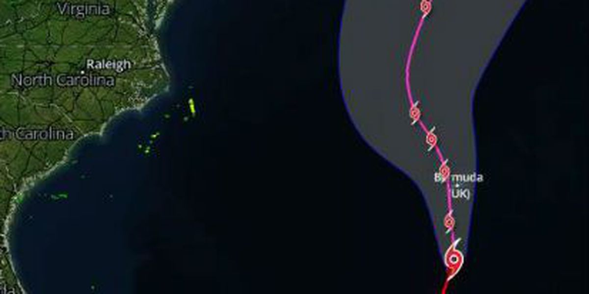 Tropical Storm Gabrielle re-forms in the Atlantic