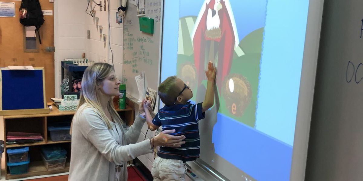 Classroom Champions: Beech Hill teacher wants light-changing table for special needs students