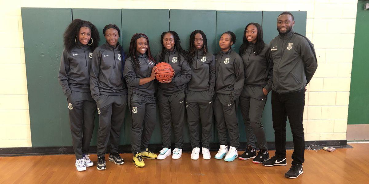 Classroom Champions: Zucker Middle School girls coach wants better basketballs