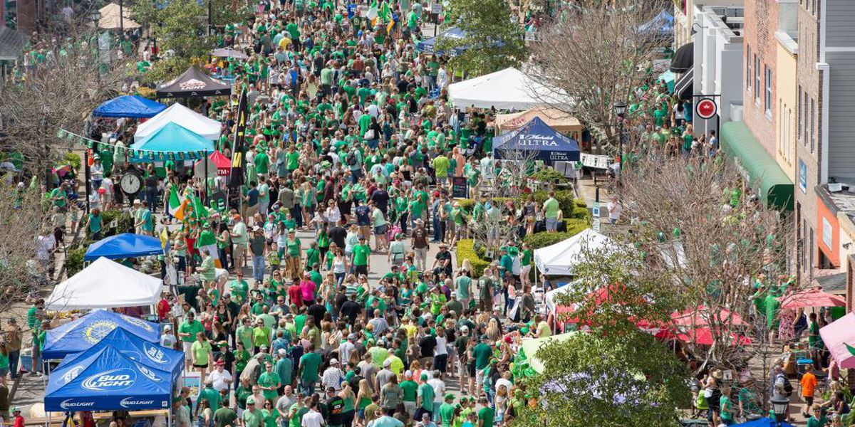 St. Patrick's Day parade, block party set for Saturday in N. Charleston