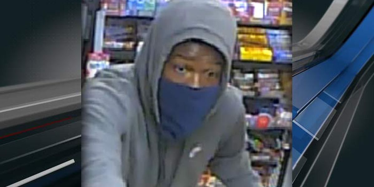 Charleston Police trying to identify man in connection with robbery