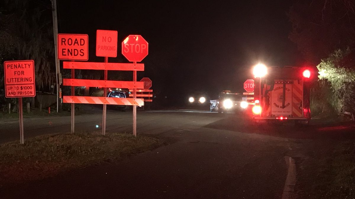 UPDATE: Pawleys man doing okay after boat overturns, multiple agencies respond