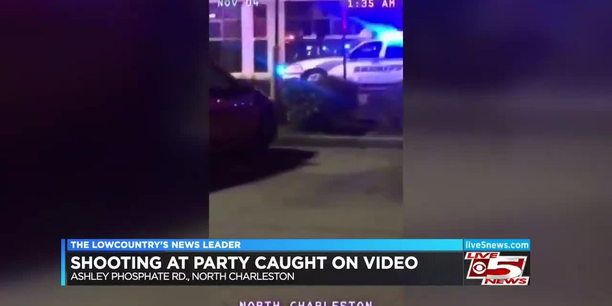 Woman captures North Charleston shooting on Snapchat while escaping bullets