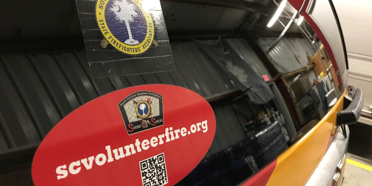 Volunteer firefighter shortage in Awendaw part of nationwide trend
