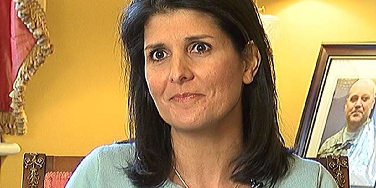 Haley: More armed officers at Guard facilities likely