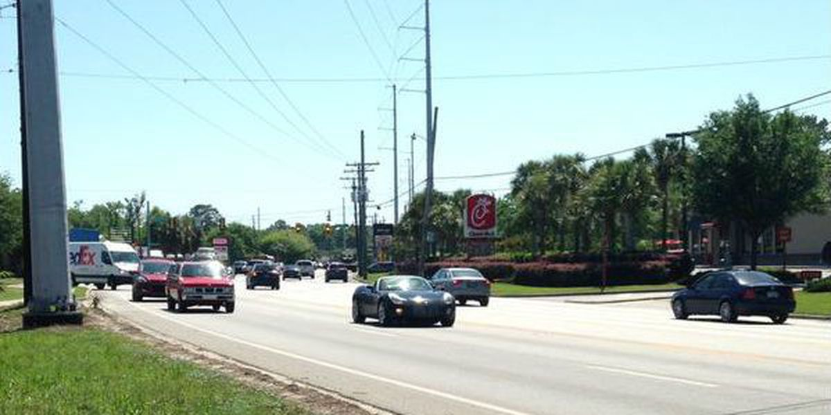 Public meeting to be held on Folly Road at Camp Road Intersection Improvements Project
