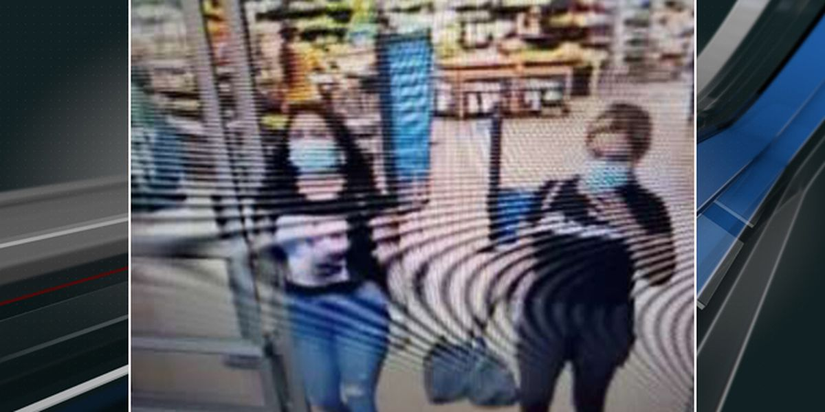Deputies looking for 2 women who attempted to use stolen debit card at Walmart