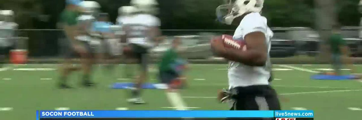 VIDEO: The Citadel starts Fall practice