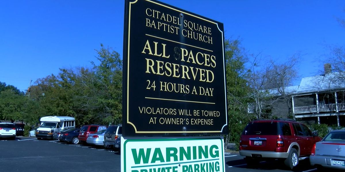 New ordinance would give churches on Charleston peninsula more parking