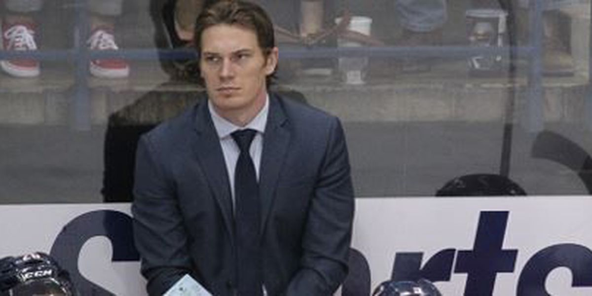Stingrays' Bergin Receives ECHL Coach of the Year Award